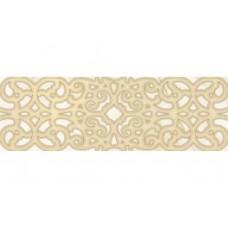 Декор CERSANIT Harmony золотой 20x60 C-CR2S012