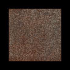 Декор COLISEUM Сардиния 450x450 Загара коричневый