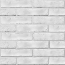 Плитка настенная GOLDEN TILE Brickstyle 250х60 THE STRAND белый 080020