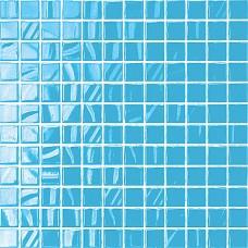 Мозаика KERAMA MARAZZI Темари 298x298 голубой блестящий 20016 N