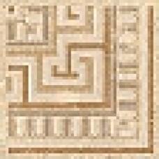 Декор напольный коричневый KERAMA MARAZZI Феличе 77х77 AC216/4179