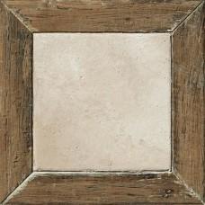 Керамический гранит COLISEUM Гарда 450x450 Белый фрейм