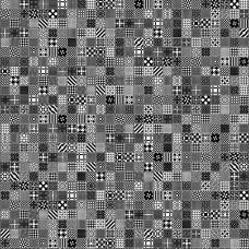 Плитка напольная GOLDEN TILE Maryland 400x400 черный 56С830
