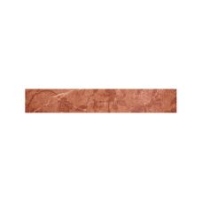 Бордюр COLISEUM Сицилия 450x72 Листья красный