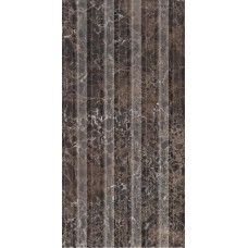 Плитка настенная GOLDEN TILE Lorenzo Modern 300x600 H47161 dark