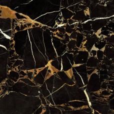 Керамический гранит GOLDEN TILE Saint Laurent 604x604 черный 9АС590