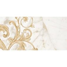 Плитка керам. GOLDEN TILE Saint Laurent 600x300 декор белый 9А0321