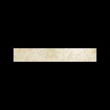Бордюр COLISEUM Сицилия 450x72 Листья беж