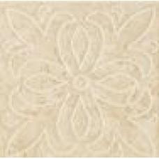 Декор COLISEUM Марке 72x72 Антэа белый
