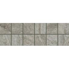 Бордюр COLISEUM Альпы 300x100 Мозаика серый