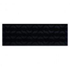 Плитка настенная MEI Spin 750x250 black geo O-SPI-WTU231