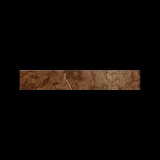Бордюр COLISEUM Сицилия 450х72 Листья коричневый
