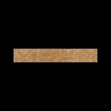 Бордюр COLISEUM Сардиния 450х72 Загара желтый