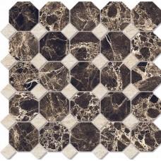 Керамогранит мозаика Elegant OC 01  300X300 полированный