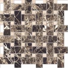 Керамогранит мозаика Elegant ELI 01  300X300 полированный
