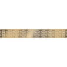 Плитка керам. CERSANIT фриз 600x48 стеклянный желтый UG1A061